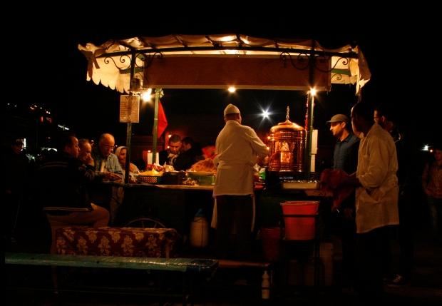 Djema_el-Fna_ Marruecos_Juana _Anzellini
