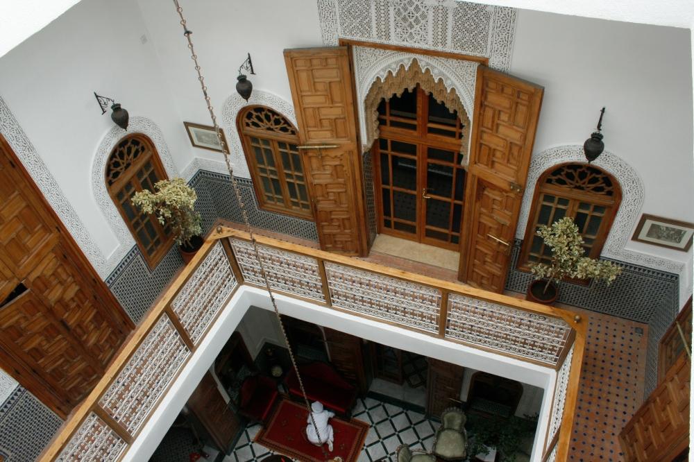 Fes_ Marruecos_ Juana _Anzellini